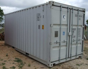 Mobile Storage Container Rental in San Antonio and Austin TX